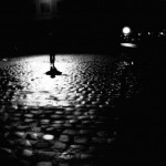 Night walk - Guy Jean Genevier