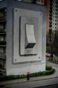 Wyłącz Światło. Wyłącz komputer.